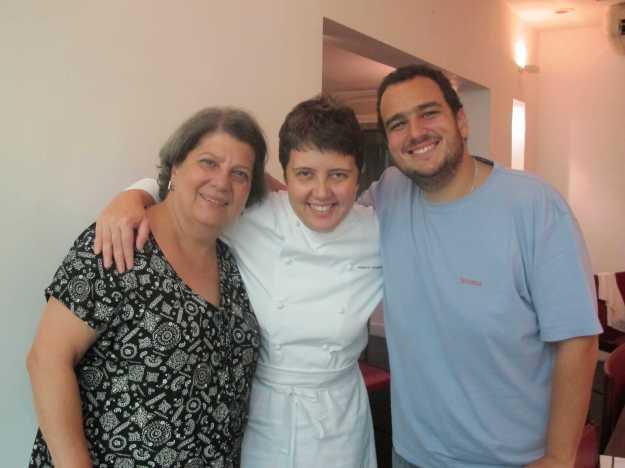 Momento tiete.. Eu e Dona Cavalierona eternizamos o encontro com essa mestra da simplicidade.. Um dia inesquecível