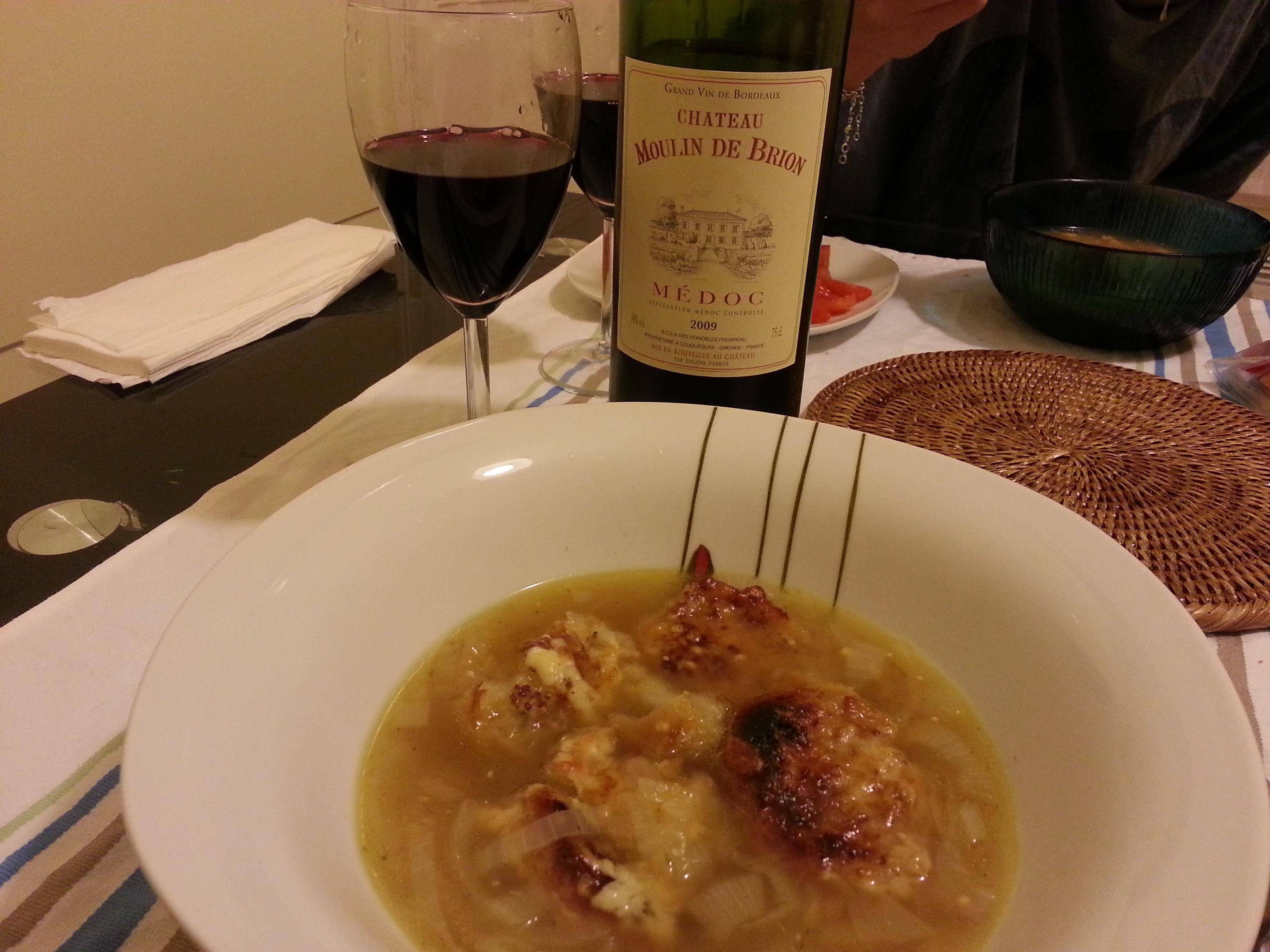 Fran a gastronomia por esporte for Sopas francesas famosas